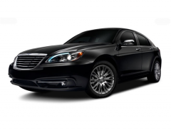 2012 Chrysler 200 Sedan Touring Vehicle