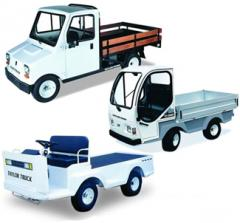 Utility Vehicles: Carriers That Help Your Material