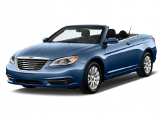 2013 Chrysler 200 S Convertible Vehicle