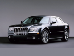 2013 Chrysler 300C Luxury Series Sedan Vehicle