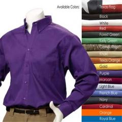 100% Cotton Premium Sanded Twill Shirt