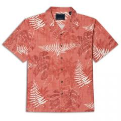 Flourishing Ferns Print Shirt