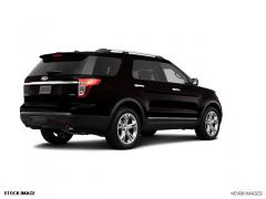 Ford Explorer Limited SUV
