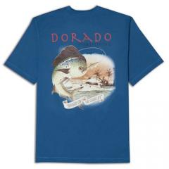Dorado Sportfishing T-Shirt by Sportif
