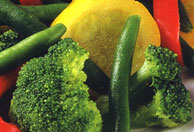 Produce and Frozen Vegetables