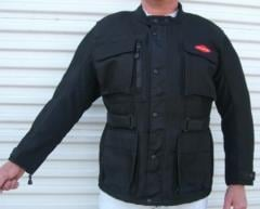 Ultra II Cordura Jacket Without 2 Part Liner