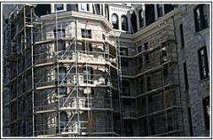 System scaffold