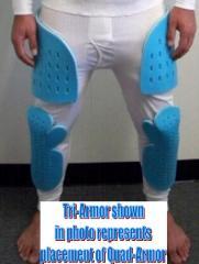 Quad-Armor Pant Set