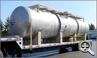 Carbon Steel Tanks and Stainless Steel Tanks