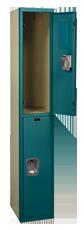 Standard Quiet KD Lockers