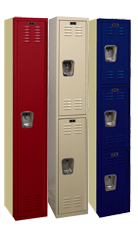 HDC Heavy-Duty Corridor Lockers