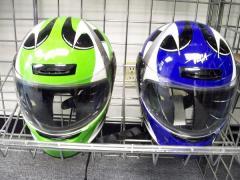 Vega X2K Fiberglass Helmet