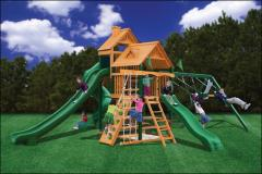 Residential playgrounds