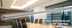 Dimmable Architectural LED Linear Lightbar