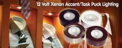 Low Voltage Xenon Individual Pucks and 3-Pack Kits