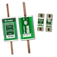 JTD_ID Series - UL Class J Time-Delay Fuses with