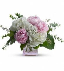 Teleflora's Pretty in Peony Bouquet T145-2A