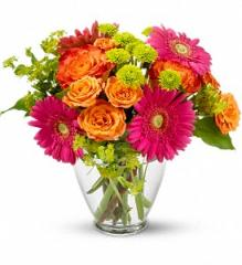 End of the Rainbow Bouquet T157-2A
