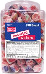 Necco Assorted Wafer Snack Size Tub