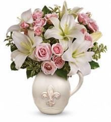 Teleflora's Fleur-de-Love Bouquet T12G100A