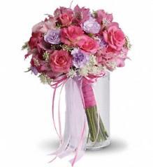 Fairy Rose Bridal Bouquet T204-1A
