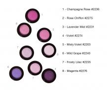 Lavender & Plumb Eye Shadows