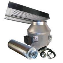 Kitchen Exhaust Standard/Pro Series