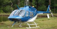1976 Bell 206B JetRanger II