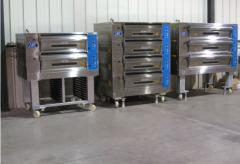 ABS Electric and Gas Deck Ovens