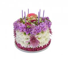 No Calories Cake! Bouquet