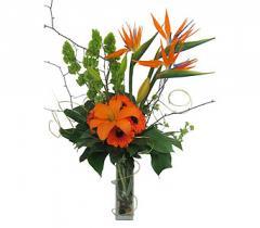 Tangerine Tango Bouquet
