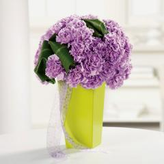 Classy Carnations Bouquet #EV 28-11