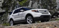 Ford Explorer New Car