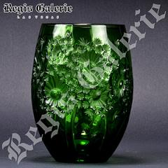 Bucolique Green Meadow Vase LS