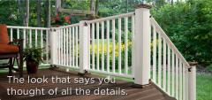 Marquee™ Railing System