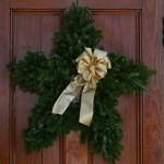 Gold Star Wreath
