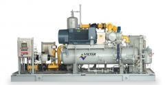 Screw Compressors (Hydrocarbon Processing)