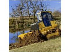 2008 John Deere Construction 700J LGP Crawler