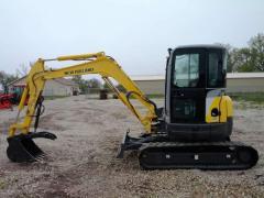 2009 New Holland Construction E50B Compact