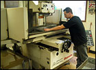 Step Blades & Precision Grinding