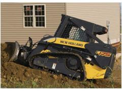 2008 New Holland Construction C175 Compact Track