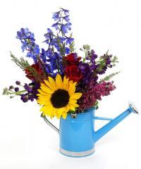 M. Pouring Colors Bouquet