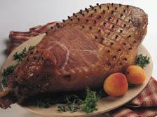 Bone-In Cooked Ham