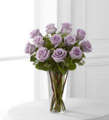 The FTD® Lavender Rose Bouquet E3-4811