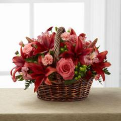 The FTD® Bountiful Garden™ Bouquet B6-4827