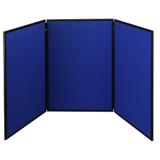 3-Panel Exhibition Display System