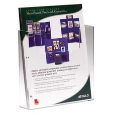Slotwall Display Literature Holder
