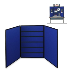 Slotwall 3-Panel Exhibition Display System