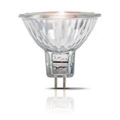Energy efficient low-voltage halogen reflector