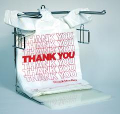 Royal 1/6 poly bag rack pkd 2 each
